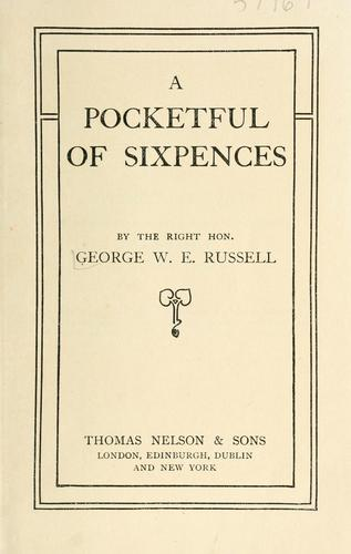 A pocketful of sixpences
