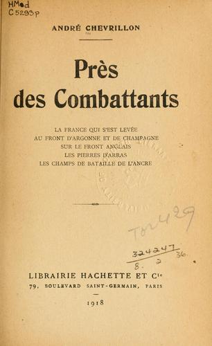Download Près des combattants.