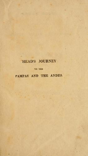 Download Rough notes taken during some rapid journeys across the Pampas and among the Andes.