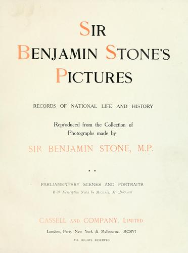 Download Sir Benjamin Stone's pictures