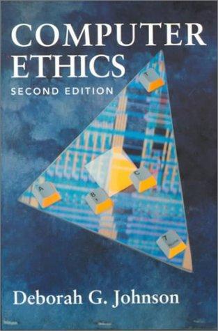 Download Computer ethics
