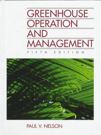 Download Greenhouse operation & management