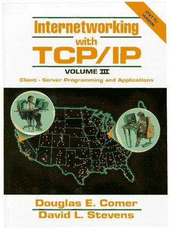 Download Internetworking with TCP/IP.