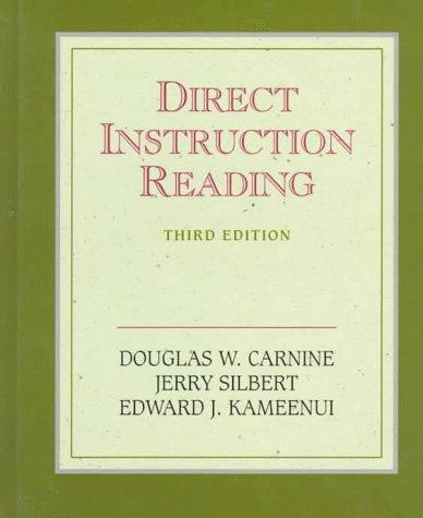 Direct instruction reading