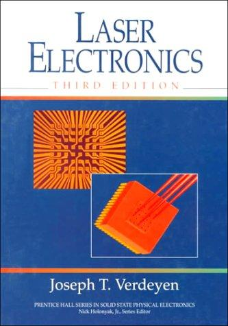 Download Laser Electronics (3rd Edition)