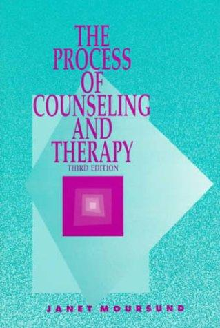 Download The process of counseling and therapy