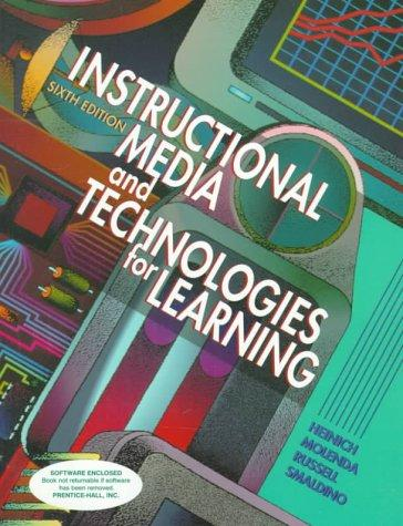 Download Instructional Media and Technologies for Learning