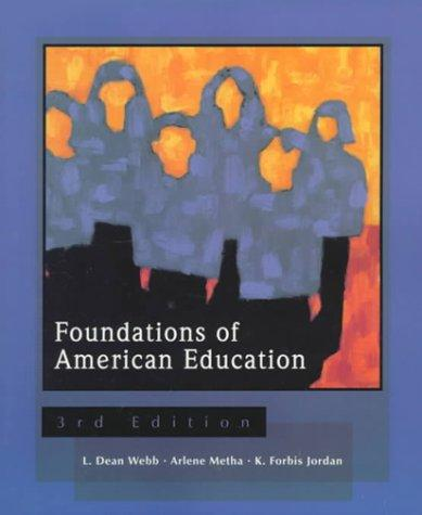 Download Foundations of American education