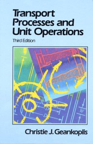 Download Transport processes and unit operations
