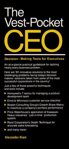 Download The Vest-Pocket CEO