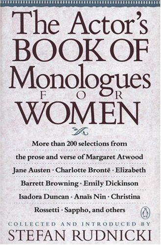 Download The Actor's Book of Monologues for Women