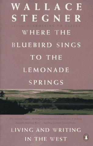 Download Where the Bluebird Sings to the Lemonade Springs