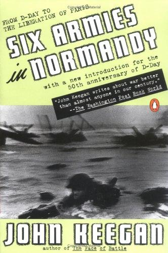 Download Six armies in Normandy