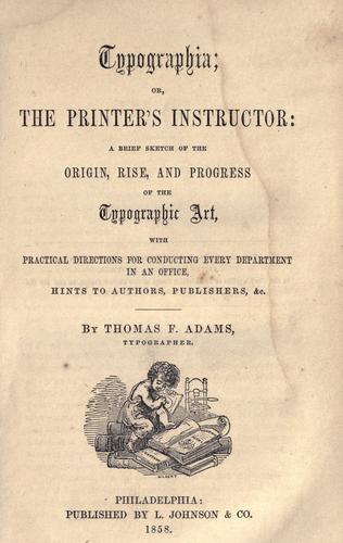 Download Typographia