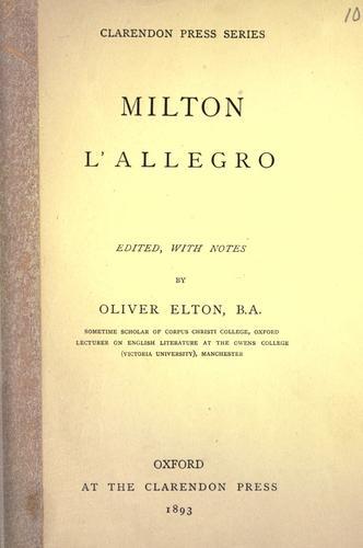 L' Allegro.
