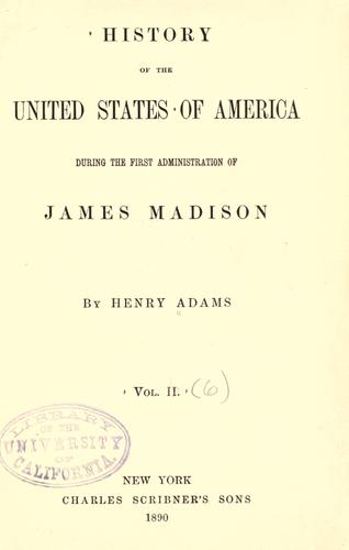 Download History of the United States of America