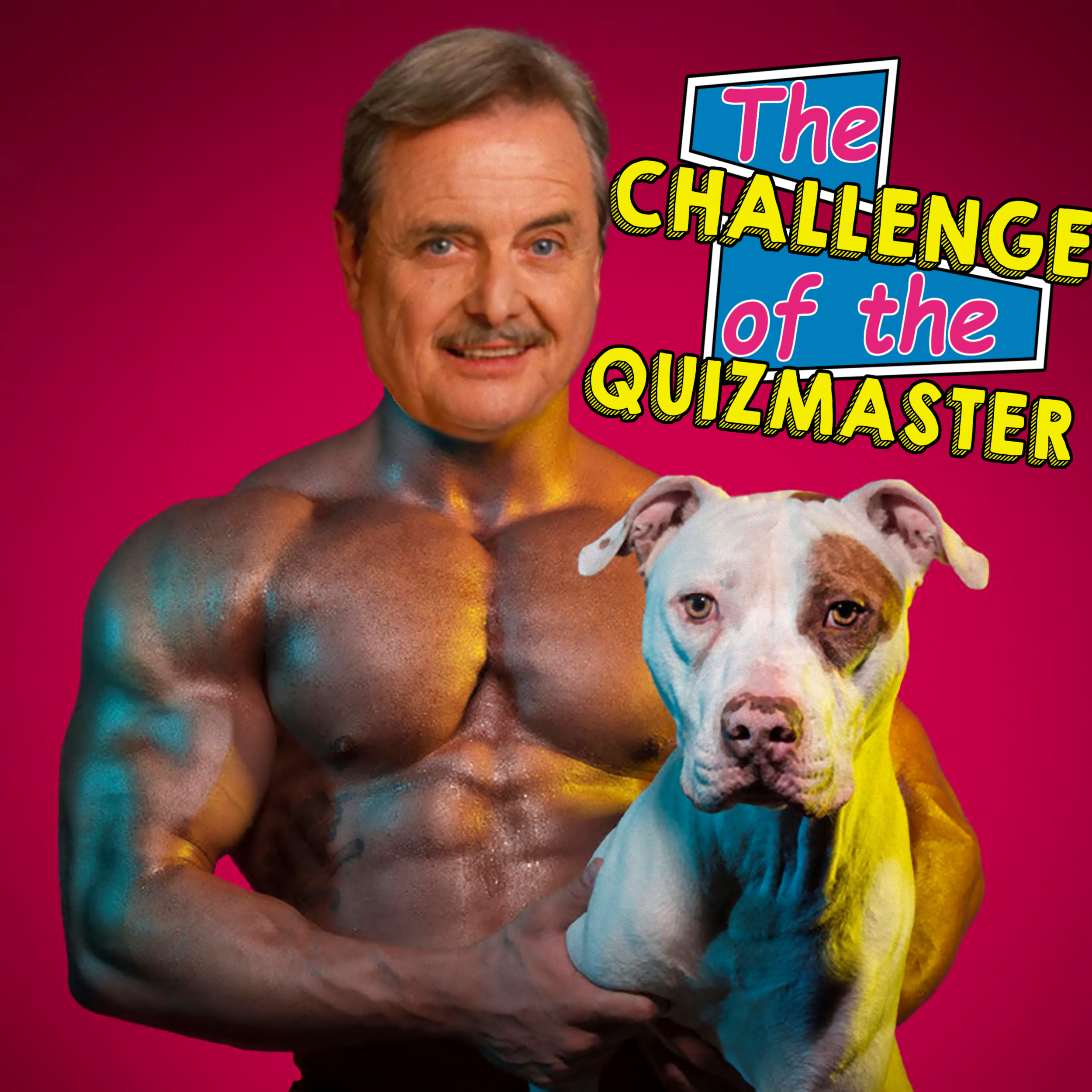 Which TGIF Hunk Should You Go Back and Bang REDUX - The Challenge of the Quizmaster