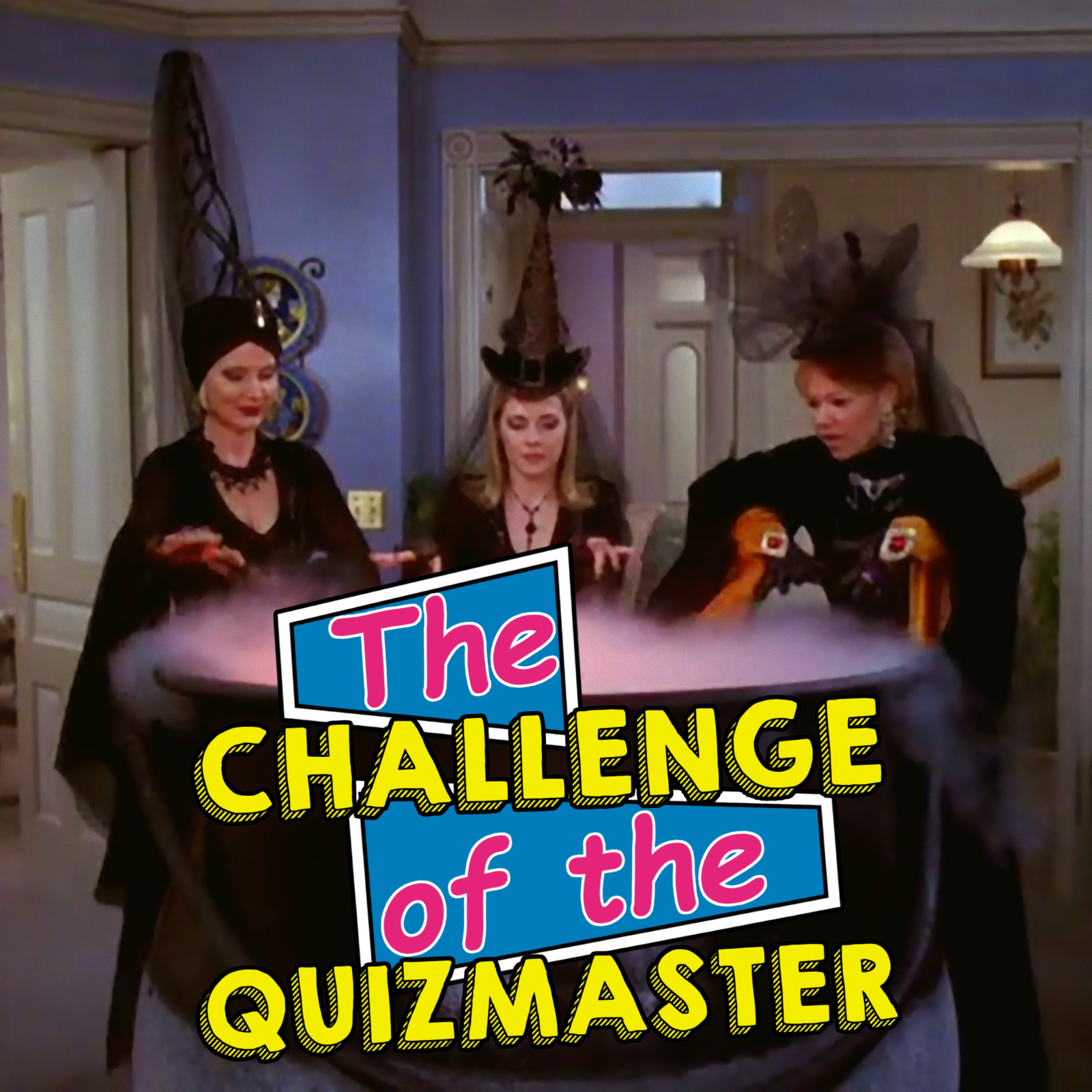 Prepare a Magic Potion to Determine Your Sabrina Character - The Challenge of the Quizmaster