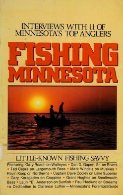 Cover of: Fishing Minnesota | Bob Berg