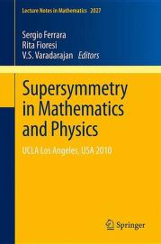 Cover of: Supersymmetry in mathematics and physics