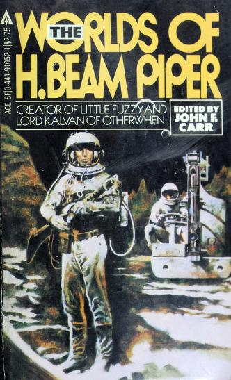 Cover of: The Worlds of H. Beam Piper   H. Beam Piper, John J. McGuire