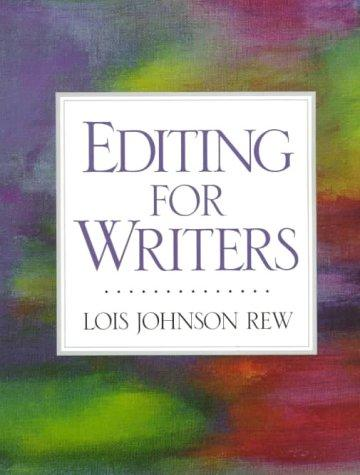 Image 0 of Editing for Writers