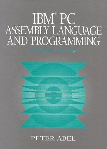 IBM PC assembly language and programming