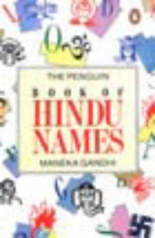 The Penguin Book of Hindu Name
