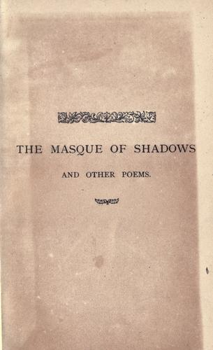 The masque of shadows by Payne, John