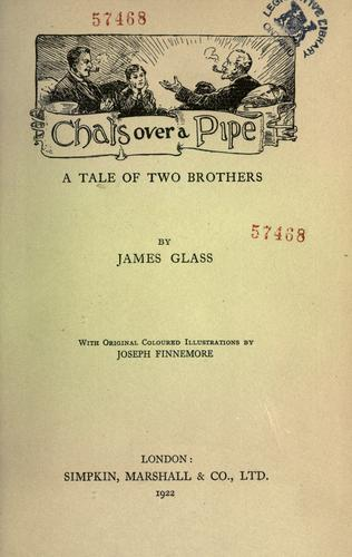 Chats over a pipe by James Glass